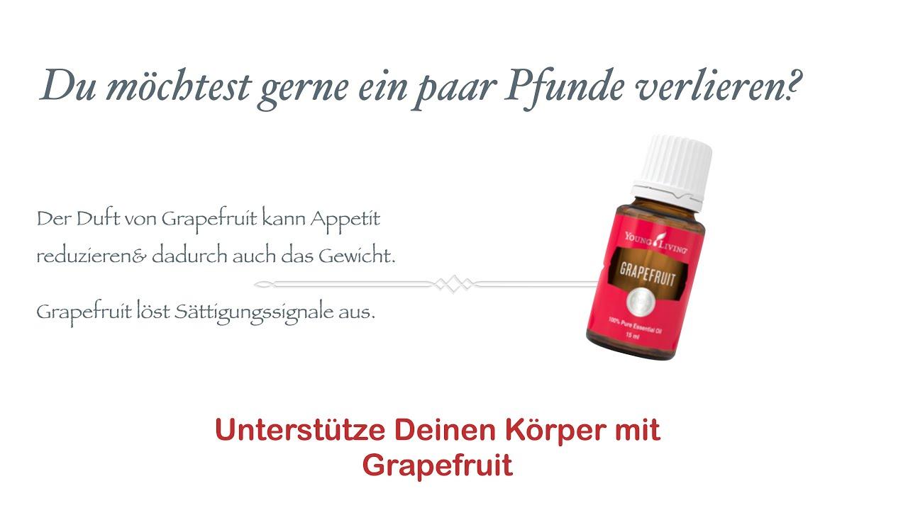 Was hat der Duft von Grapefruit mit Abnehmen zu tun?