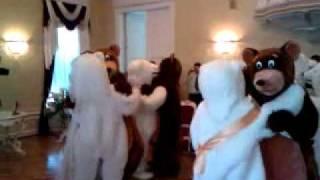 Медвежья свадьба в Оренбурге. ШОК!