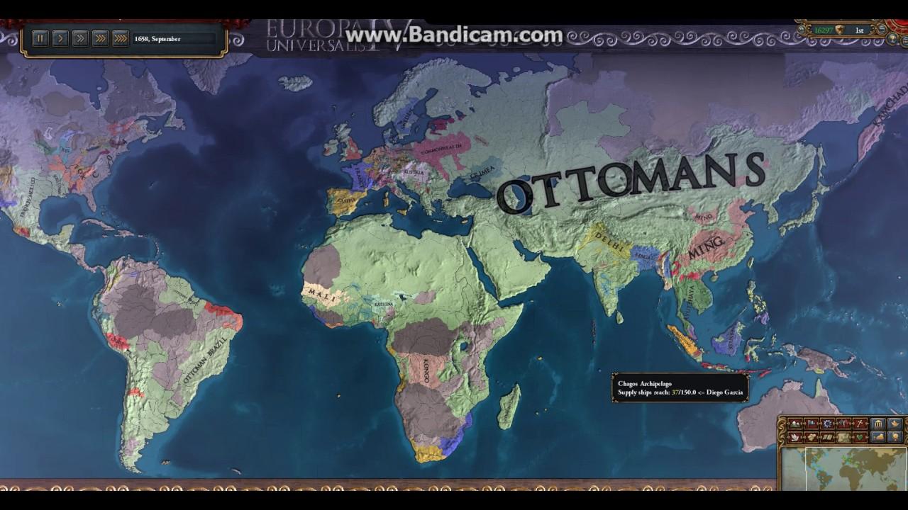 Europa universalis 4 ryukyu world conquest