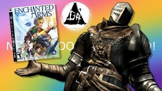 "Enchanted Arms Review. From Software`s ""Conventional"" JRPG - Scott`s Game Asylum"