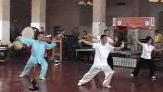 24 Form Taichi by Chen sitan in Newyork 2007