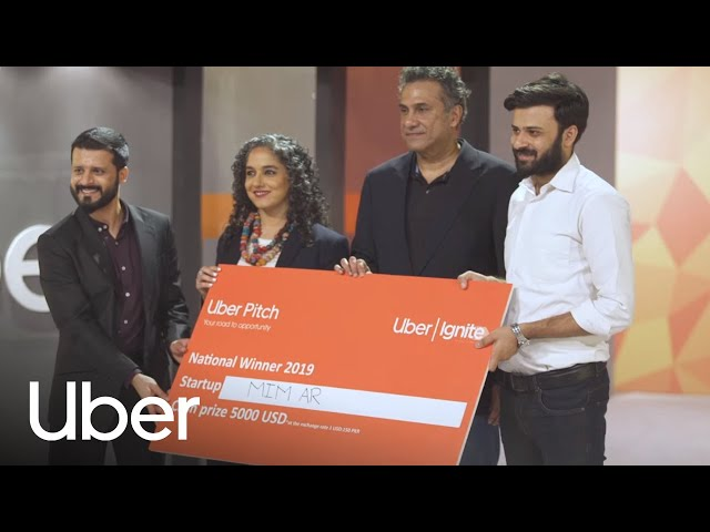 Uber Pitch Finale - Moving Ideas Forward | Uber