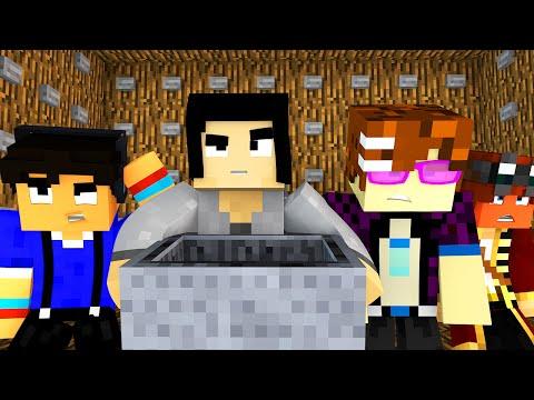 Minecraft Adventure - WORLDS HARDEST PUZZLES! | Minecraft 4 Player Custom Map