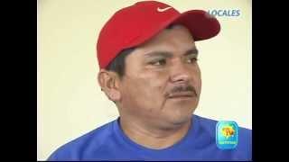 ALCALDE ELECTO DE CACAOPERA POR EL FMLN HABLA DE SU TRIUNFO