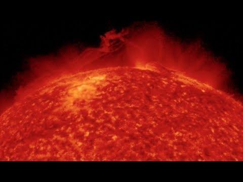 Solar Eruptions, Mars Water, Hurricane Nate | S0 News Oct.7.2017