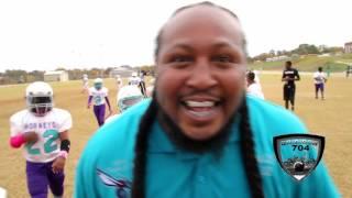 2015 football game w c hornets vs c titans 9u