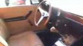 Alfa Romeo GTV 1974 Test Driving