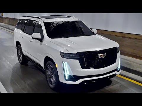 2021 Cadillac Escalade - Eksterior Dan Drive Interior (Lebih Liar)