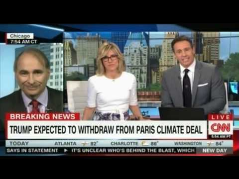 Breaking News President Trump will withdraw from the Paris Climate Deal Bannon Won