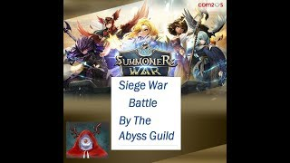 [Live] The Abyss Guild Siege War ถึงแคสเตอร์จะไม่หล่อแต่อร่อยนะ