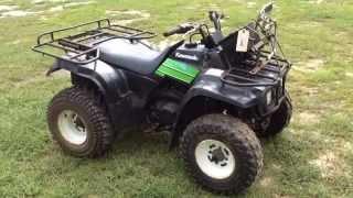 Kawasaki 4 Wheeler For Sale SC Auctions South Carolina Auction