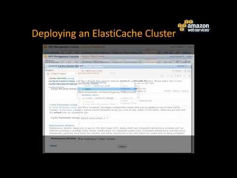 Webinar: Turbo Charge your apps using Amazon ElastiCache