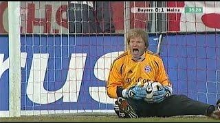 Kahn gegen FSV Mainz 05 | DFB Pokal 2006