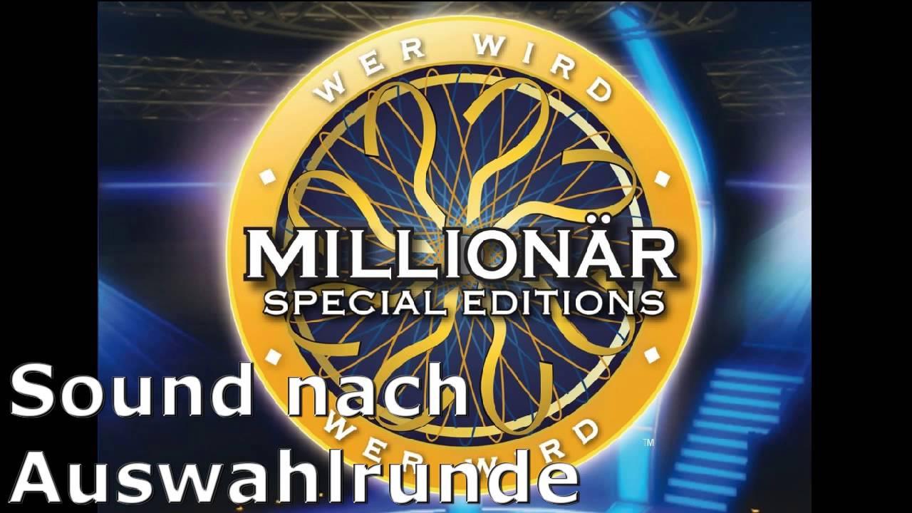 Sound Wer Wird Millionär