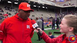 #PennRelays Interview with James Robinson by @KidzHub
