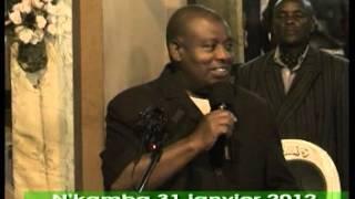 TATA KIMBANGU & UJKI  31 JAN 2012 testament satana