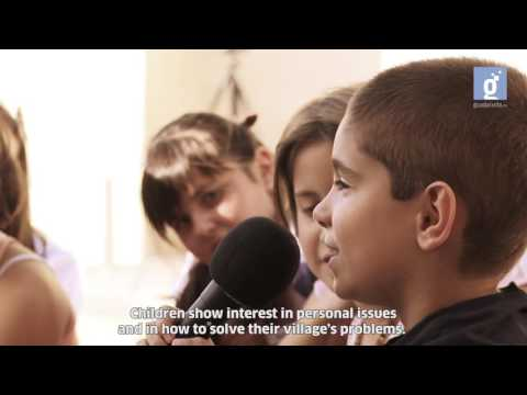 #GuadalinfoNews Benamaurel children recreate traveling with Chester