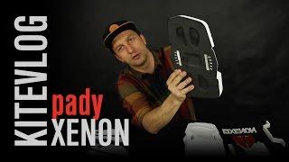 Recenzja pady XENON 2017 | KiteVlog
