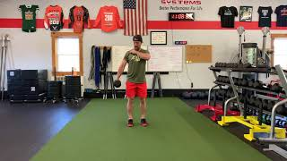 Farmer Carry - SA - Trunk stability and core strength