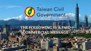 Taiwan Civil Government commercial three weeks after fraud arrests of TCG leaders