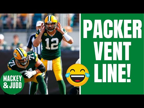 Green Bay Packers Vent Line... LOL