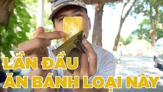 Ăn thử bánh bò thốt nốt trên biển Hà Tiên | Hương Vị Miền Tây