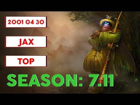 2001 04 30 Jax Top Korean Pro Replay