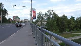 �������� ���� Геннадий Горин Я иду по мосту, Тургеневский мост, город Орёл ������