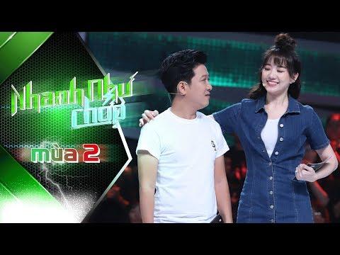 Trường Giang-Hari Won Trở Lại Cầm Trịch Show Hot 2019 | Nhanh Như Chớp Mùa 2 | Tập 01 Full HD