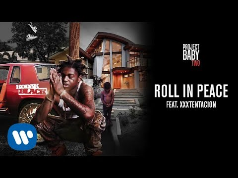 Kodak Black - Roll in Peace (feat. Xxxtentacion) [Official Audio]