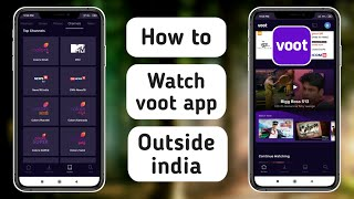 How to download voot app Outside India
