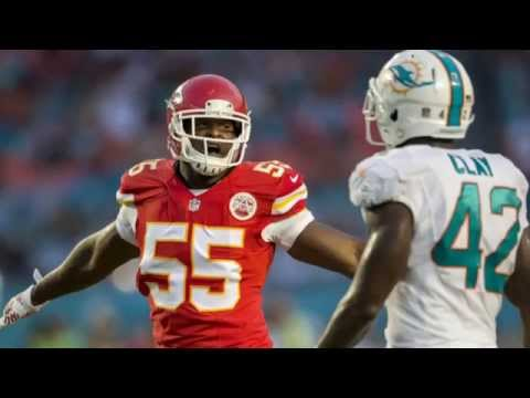 Chiefs coach Andy Reid on Eric Fisher and Dee Ford