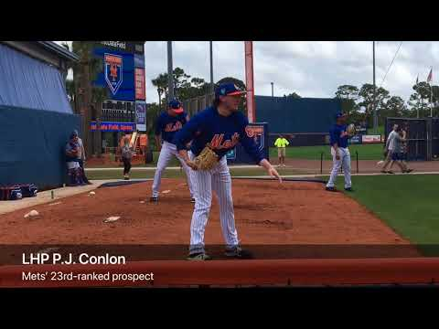 Mets prospects throw spring bullpens