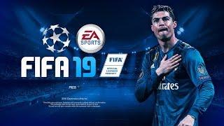 CHAMPIONS LEAGUE EN FIFA 19.. PUEDE SER MUY MALO PARA TODOS