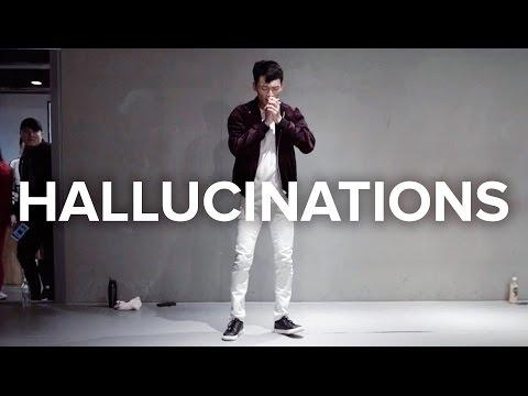 Hallucinations - dvsn / Jay Kim Choreography
