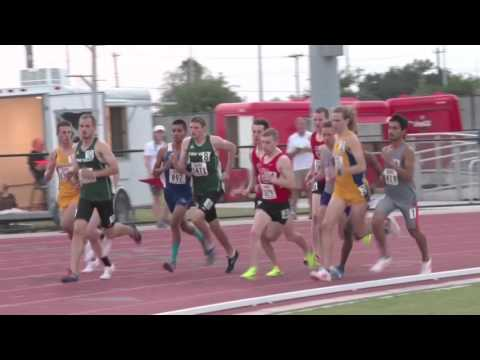 UTRGV Track & Field Wraps Up Second Day of WAC Outdoor Championships