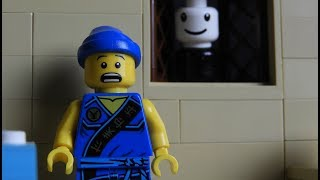 LEGO Horror Story Home Alone- Lego Stop Motion