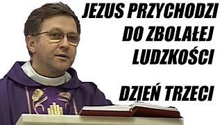 ks. Jan Reczek - Rekolekcje Wielkopostne - kazanie 8 marca 2016