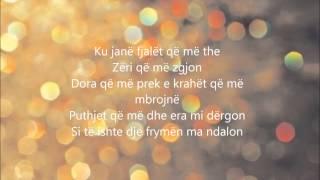 Kejsi Tola - Perendeshe E Fantazise Me Tekst (lyrics)
