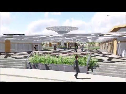 Bataan Ornithological and Tourism Complex - Architectural Walkthrough Presentation