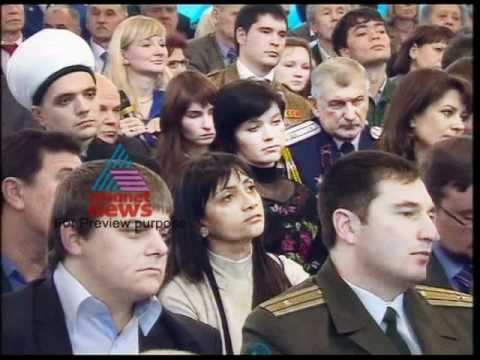 Russians stage mass protests against Putin-Lokajalakam Dec 11,2011 Part 1