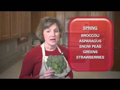 How to Shop for Seasonal Fruits and Vegetables