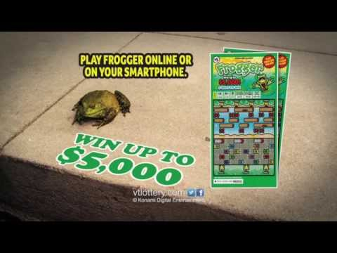 play frogger online ohio lottery