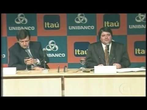 Globo - Fusäo dos bancos, Itaú e Unibanco, já nasce gigante - 04/11/2008