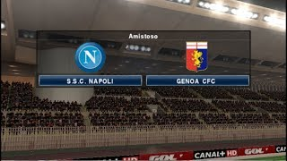 Napoli vs Genoa - Goals & Highlights Calcio Série A