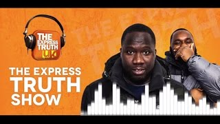 Flat Earth Clues interview 118 - Express Truth UK - Mark Sargent ✅