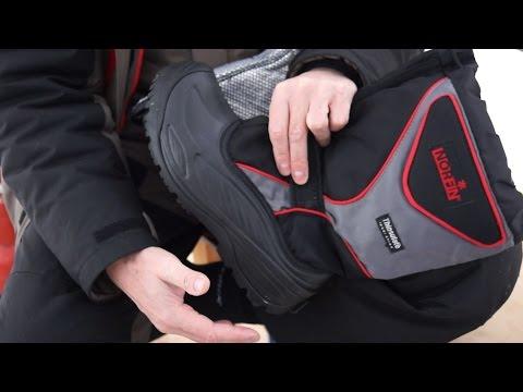 видео: Зимние сапоги norfin artic