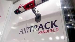 Airtrack Handheld demo