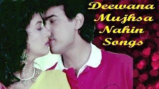 Aamir Khan, Madhuri Dixit | Deewana Mujh Sa Nahin | All Video Songs | Jukebox Collection