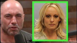 Joe Rogan - Stormy Daniels Arrest Was STUPID!